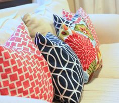 Even if you've never sewn before you can make these with the tutorial!  AND 45 BEST Weekend Lifestyle DIY Tutorials EVER. GIFT DECOR, FURNITURE, JEWELRY, FOOD, WHIMSEY, PARTY from MrsPollyRogers.com