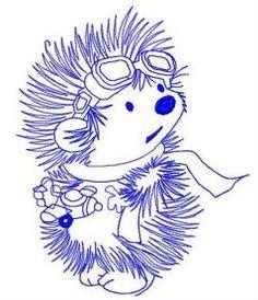 Hedgehog pilot 3