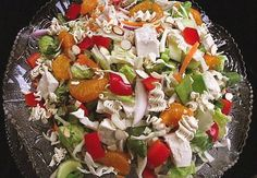 Rec./Rev./Pics....Chinese Chop Salad with Turkey | Taste of Home Community