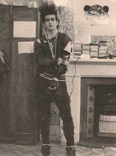 80s Goth Boy More