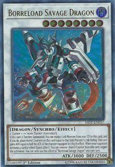 YUGIOH 3 X SPEEDBURST DRAGON SAST-EN006  SAVAGE STRIKE  SILVER 1ST EDITION