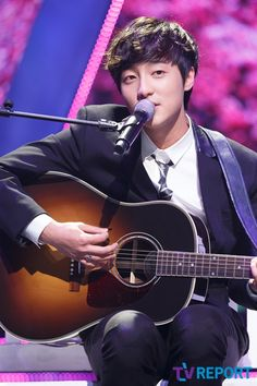 "According to a June 13 announcement by his agency, Roy Kim, a winner of Super Star K4 (one of Korea's best-known contests for singers), will release his first studio album at the end of this month and is working on the final stage of the album now. The album contains a variety of numbers such as ""Spring Spring Spring,"" which was prereleased in April.  ᵔᴥᵔ - aisssh!! baby Roy Kim baket ka pa nakipagsabayan sa June comeback? huhuhu I'm so poor na, how can I purchase your album? T________T"