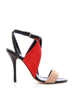 Jean-Michel Cazabat spring 2014 shoes