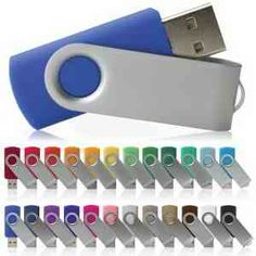 Uncap success at your next promotional event with this swivel USB flash drive! This promotional flash drive is available in an assortment of colors and can be customized to your specifications for a truly unique promotional product. This is a useful device for any client from students, to nurses and corporate professionals. Put your name or logo on this plastic and metal flash drive for a great way to promote any event, business or convention!
