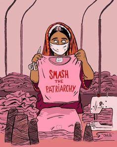 Protest Kunst, Protest Art, Feminist Quotes, Feminist Art, Zine, Smash The Patriarchy, Arte Obscura, Riot Grrrl, Political Art