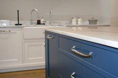 Shaker Style Kitchens, Kitchen Styling, Sink, Vanity, Bathroom, Home Decor, Sink Tops, Dressing Tables, Washroom