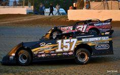 Mike Marlar and Nick Latham