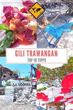 Unsere Top 10 für Gili Trawangan: https://www.unaufschiebbar.de/reiseziele/asien/indonesien/gili-trawangan/ #gili #gili-inseln #giliislands #giliinseln #gilitrawangan #gilit #trawangan #lombok