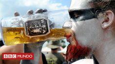 Seis jarras por segundo: cómo funcionará la tubería de cerveza que están instalando en un festival de música de Alemania - BBC Mundo http://www.bbc.com/mundo/noticias-40087886 #musica #EuforiaMetal #wacken #metal