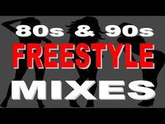 80s & 90s Freestyle Mixes - (DJ Paul S) - YouTube