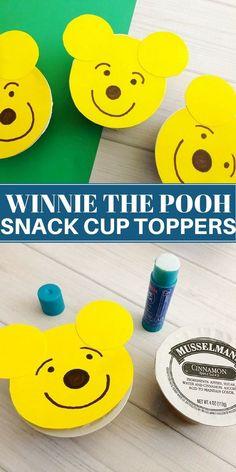 Winnie the Pooh Snac