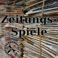 Zeitungsspiele