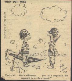 Corpsman humor... My husband <3