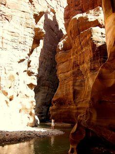 Jordan - Wadi Mujib Canyon