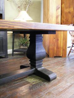 Reclaimed Barn Wood Furniture By E Braun Farm Tables On Pinterest Barn Sid