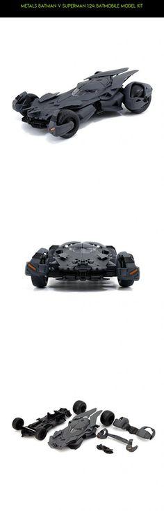Metals Batman V Superman 1:24 Batmobile Model Kit #products #drone #parts #hogs #air #technology #racing #fpv #gadgets #batmobile #shopping #kit #tech #plans #camera