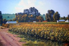 African Artists, Landscape Art, Holland, Ted, Art Ideas, Art Gallery, Country Roads, Drawings, Outdoor