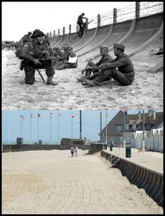 Juno beach  Bernières-sur-Mer, Lower Normandy   #6Giugno1944