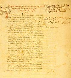Renaissance Greek handwriting (copy of Galen manuscript, Penmanship, Writing Instruments, 17th Century, Handwriting, Pens, Renaissance, Stationary, Sheet Music, Medicine