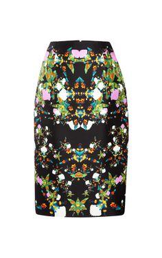 Shop Clean Pencil Skirt by Josh Goot for Preorder on Moda Operandi