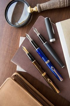 Goulet Pens Company, Dog Pen, Pen Collection, Pen Turning, Chinese Calligraphy, Nature Journal, Writing Instruments, Fountain Pens, Fashion Dolls
