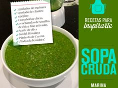 Alimentos y nutrición | Marina Borensztein Paper, Healthy Drinks, Food Items, Chia Seeds, Olive Oil, Recipes