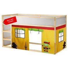 Ready to ship Ninja turtle inspired theme playhouse no