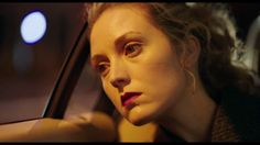 Evelyne Brochu in the trailer for Le Passé Devant Nous.