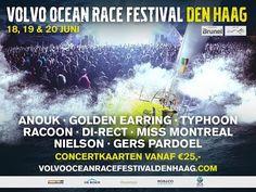 Volvo Ocean Race Festival 18,19 en 20 juni 2015
