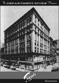 The Department Store Museum: The H. & S. Pogue Company, Cincinnati, Ohio
