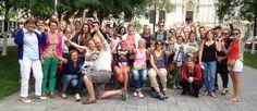 Samedi 9, le jeu de piste Crime à Bruxelles a été brillamment élucidé par votre joyeuse troupe ! Bravo à vous ainsi qu'à l'équipe des Tichs qui a remporté la tête du classement !