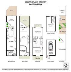 Stalking a little black terrace house - desire to inspire…   studio on