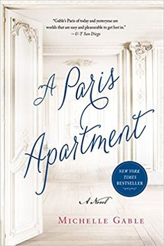 Check out these recommended books for women to read next. Includes A Paris Apartment by Michelle Gable.