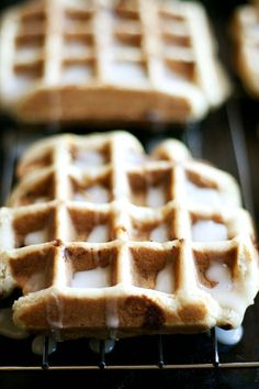 Sugar Cookie Waffles | {Heathers French Press}