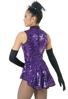 Ultra Sparkle Vest with Biketard Pop Star Costumes, Dance Costumes Kids, Tap Costumes, Adult Costumes, Pullover Shirt, Dance Outfits, Colour Guard, Dance Sayings, Cheer Camp