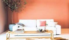 Check out die vriendelijke kleur! Koperoranje trendkleur 2015