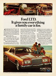 1976 would be the last year for the Brougham series in the LTD model line.