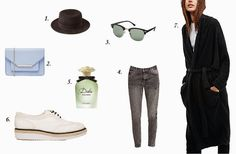 Lisa in the Forest: March Wish List/Early Spring Look