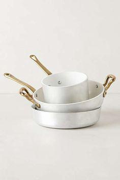Anthropologie - 1932 Bergamo Mini Cookware