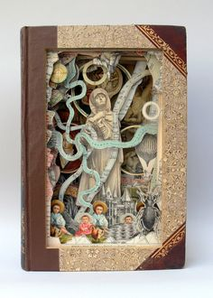 Our Lady Of Rivers {cut encyclopaedia} | Alexander Korzer-Robinson; 2011