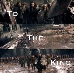 To The King !!