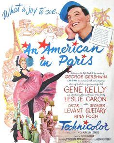American in Paris magazine ad closeup