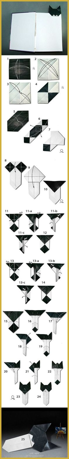 [Origami] Is Folding Paper a Way of Self Improvement? Origami Secrets *** Continue with the details at the image link. #Origami