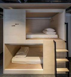 Gallery of UNPLAN Kagurazaka / Aida Atelier - 4 Dorm Room Inspiration - Whether, if you're living in a dorm you've probably come across the challenge of decorating the tiny, character-free space.