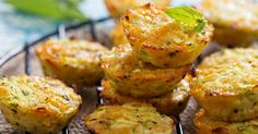 Dive In Guilt-Free…You'll Never Guess What's In These Cheddar Biscuits!