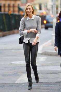 Este look es ideal para la oficina. No seas una godinez más. #fashion #iniverno #trabajo