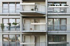 Social Housing - 96 units - AllesWirdGut