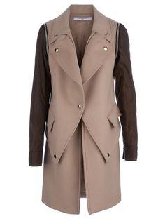 7670432bc938d GIVENCHY LONG COAT  Fall  Winter  Coat  Fashion Veste, Manteau, Automne