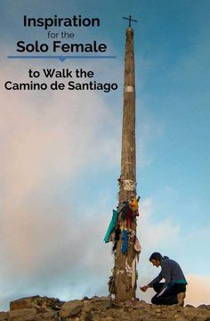 Walking the Camino de Santiago solo is an epic adventure for women. Flex your sense of adventure and travel on your own terms as you enjoy your time on the pilgrimage. A girlfriend of mine recently took this pilgrimage solo and loved it. Camino Walk, The Camino, Portugal, St James Way, Just Keep Walking, St Jacques, Journey, Spain Travel, Oh The Places You'll Go