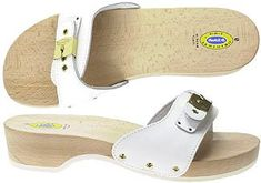 Dr. Scholls Exercise Sandals...hard as hell